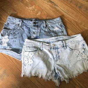 Two Cotton Shorts Bundle